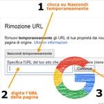 Eliminare da Google in 4 step una pagina indicizzata per errore